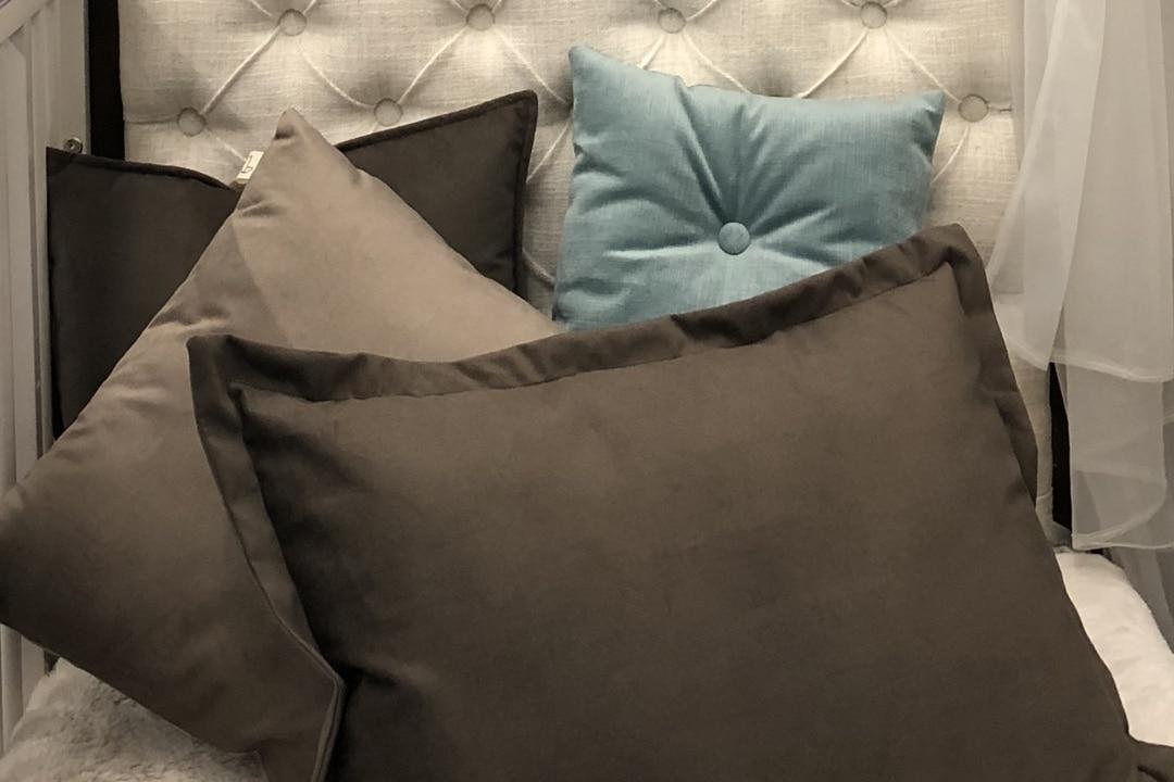 Cojin decorativo tipo almohada muebles infantiles DECEN
